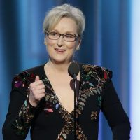 Full Video of Meryl Streep tonight at the Golden Globes. Worth Watching.