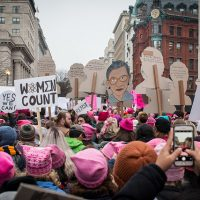 Feminine Energy is Alive & it Ruled the Women's Marches.