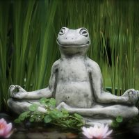 Re-gifting Zen: Christianity & Yoga.