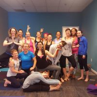 Put Down the Phone: Why Yoga Still Needs a Studio.