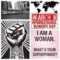 Why I'm not Walking Out on International Women's Day.