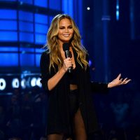 Chrissy Teigen is Smashing these 3 Myths about Postpartum Depression.