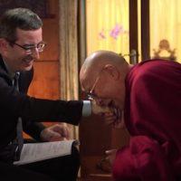John Oliver asks the Dalai Lama what will happen when he Dies.