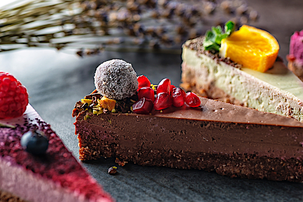 recipe: vegan chocolate cheesecake [15]
