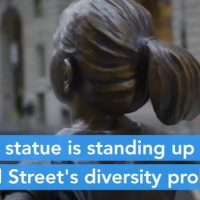 What the new Statue on Wall Street reminds me about Myself & Every Woman.