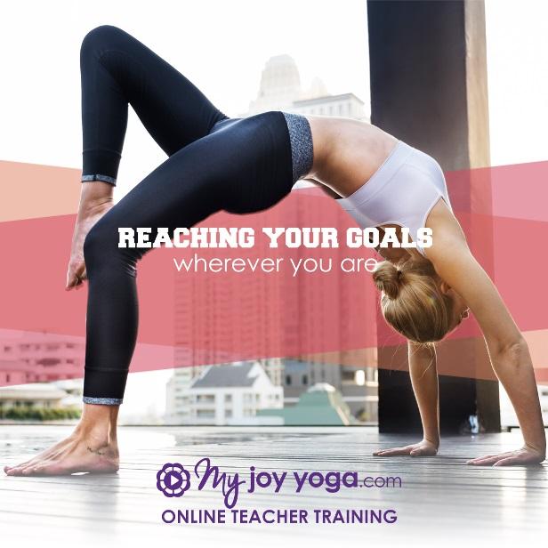 Online Yoga Teacher Training: Get Certified, No Excuses! {Partner}
