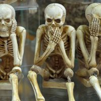 This is Why we Must Embrace the Skeletons in our Closets. {Poem}