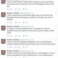Trump's craziest Tweet yet.