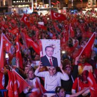 I Survived the Turkish Uprising—here's why I still Vote.