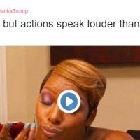 Why Ivanka Trump's latest Tweet is a Slap in the Face.