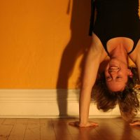 I'm a Yoga Teacher & I'm Still Afraid of Handstands—Here's how I Flipped It.
