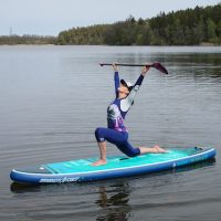 Five Common Myths about SUP Yoga.