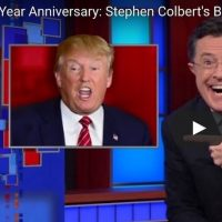 Happy Birthday Stephen Colbert! A Tribute to your 10 Best Moments.