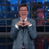"Stephen Colbert Declares Victory in the Wake of Trump's ""No Talent"" Insult. {Hilarious Video}"
