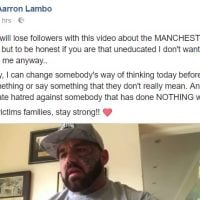 This British Bodybuilder's Reaction to the Manchester Attacks has gone Viral on Facebook---for Good Reason.