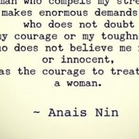 Anaïs Nin Quotes on Love, Loss & Lovers.