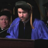 My All-time Favorite Commencement Speech.