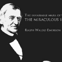 Ten Emerson Quotes to Inspire & Comfort.