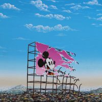 These Disney-inspired Paintings show Exactly what's Wrong with our Culture.