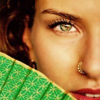 Her Eyes. {Poem}