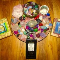 How to Positively Charge Anything under the New or Full Moon.