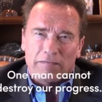 Arnold Schwarzenegger destroys Trump's Reasons for Climate Accord Reversal & Rallies us all in under 3 Minutes.
