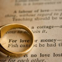 Like Love, Money is an Intimate Relationship.