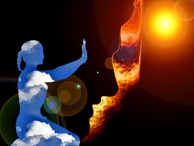 https://pixabay.com/en/meditation-face-sun-heat-prayer-64051/