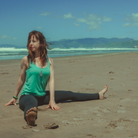 Summertime Longing & Desire—3 Cooling Yoga Poses.