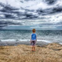 """There's nothing wrong with Anxiety""—A Letter to my Grandson."