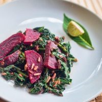 Nurture your Body with this Easy Beet Salad. {Recipe}