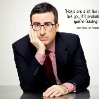 John Oliver Finally called Trump out on his Bullsh*t. {Video}