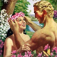 Me & Eve: a Poem about Destiny.