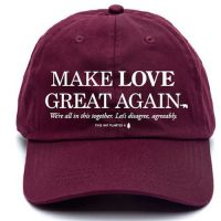 Make Love Great Again.