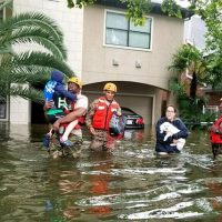Want to Help Hurricane Harvey & Irma Victims? Try this for Free from your Living Room.