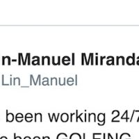 Trump tweets attacks on a Puerto Rico Mayor after she begs for help. Here's Lin Manuel Miranda's response(s).