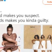Dear Dove: Racism is Never an Accident.