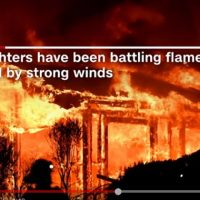 The Devil Winds & the California Fires: a Spiritual Perspective.