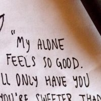 Can being Alone save us from Feeling Lonely?