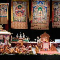 The Kalachakra Tantra Empowerment & the Importance of the Moral and Ethical Precepts.