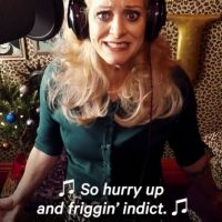 This Impeachment Carol is Everything.