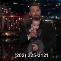 Jimmy Kimmel Returns with Baby Billy After Heart Surgery.