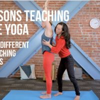 Break into the world of Teaching Office Yoga: 5 Core Tips.