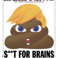The Sh*thole President: Donald J. Trump.