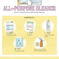 3 Easy DIY Cleaning Products: Save Money & the Planet!