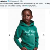 "The Best responses to H&M's ""Racist"" Advert from the Weeknd, Diddy & LeBron James."