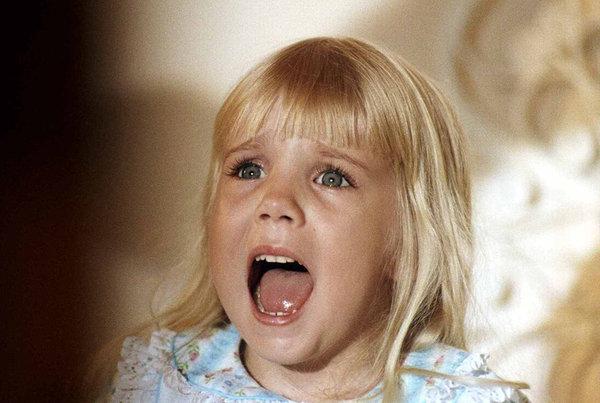 Niño Asustado Gritando: The Night Is Dark & Full Of Terrors: A Parenting Nightmare