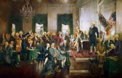 "What do the ""Middle Ground"" Politics the Founding Fathers believed in mean Today?"