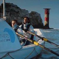 "The ""Ocean Brothers"" are rowing across the Atlantic—for a Cause."