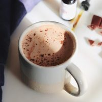 The Ultimate CBD Infused Hot Chocolate to Thaw Out (& Chill Out).
